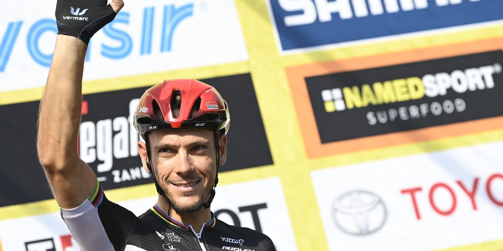 Gilbert va déjà faire son retour au Tour du Luxembourg !