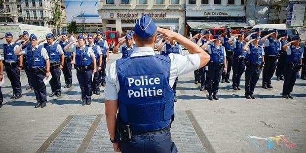 Bruxelles-Ville : Le MR veut privatiser certaines missions de la police - La DH
