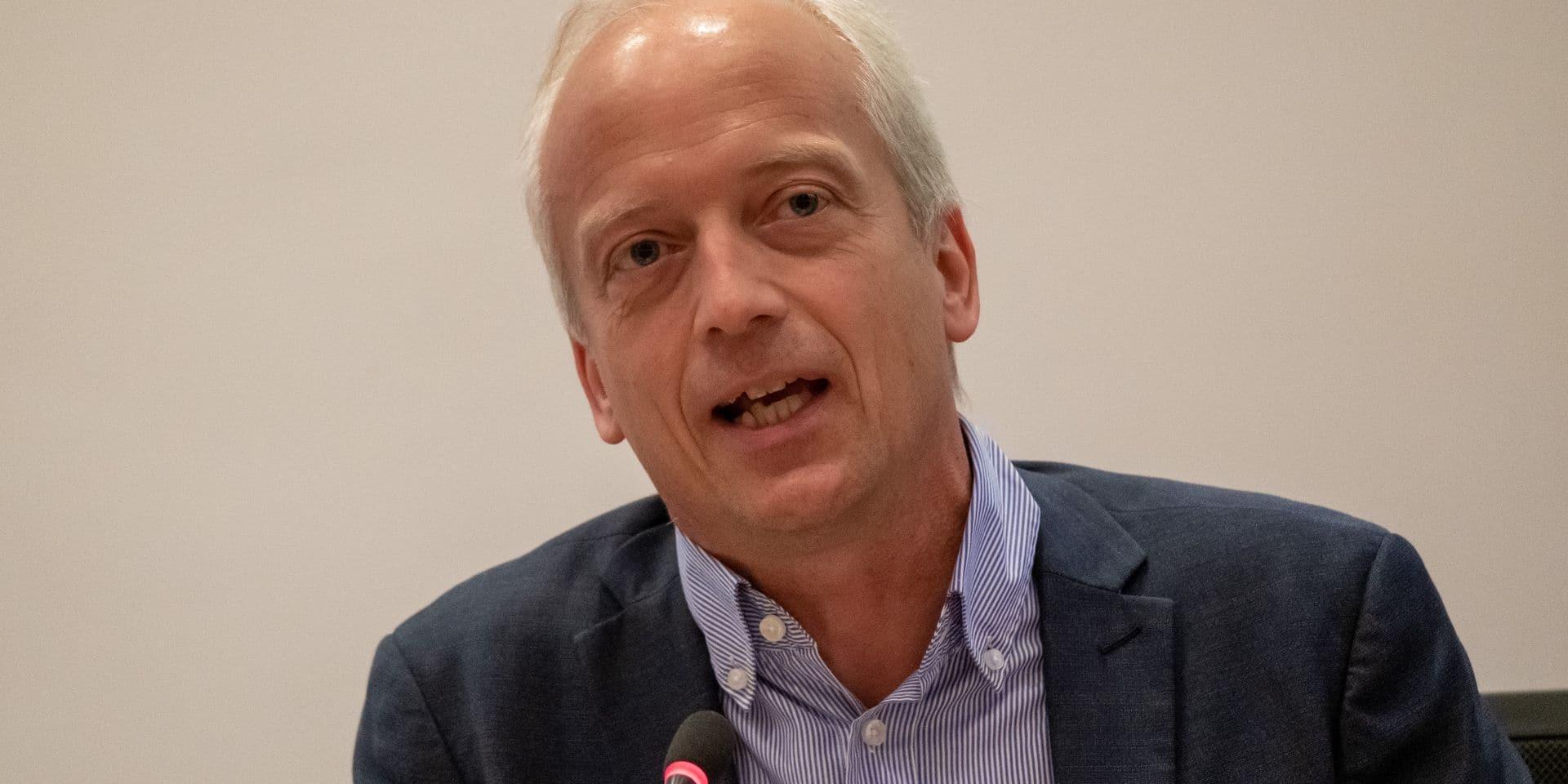 """Yves Coppieters s'interroge sur les données d'un rapport utilisé par le GEMS: """"Elles comportent beaucoup de limites"""""""
