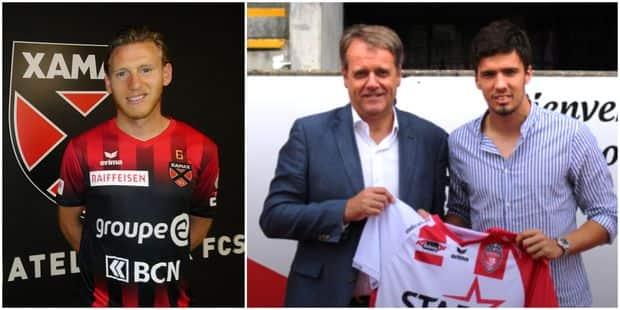 Mouscron: Marko Bakic (Braga) arrive en prêt, Huyghebaert prêté à Neufchâtel - La DH