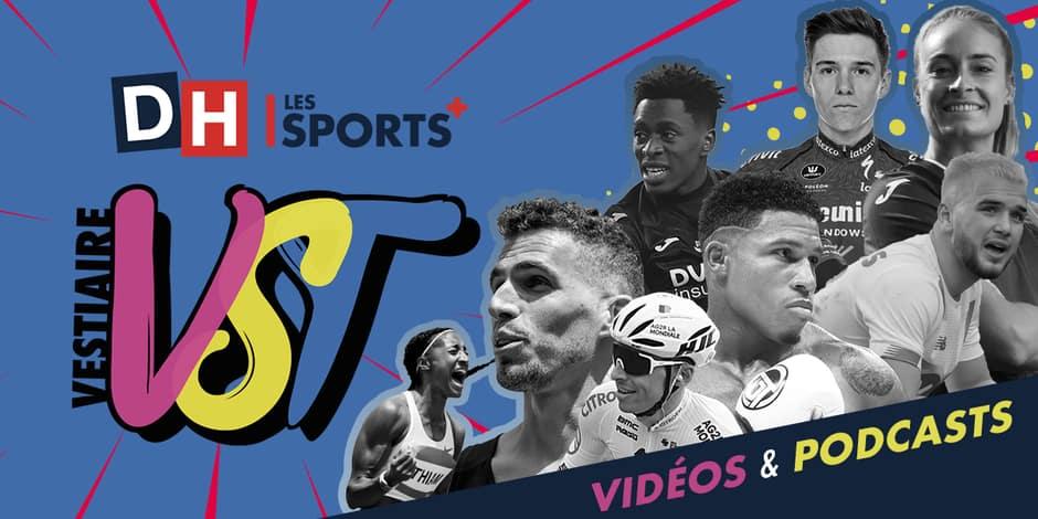 Vestiaire : vos stars du sport comme vous ne les avez jamais vues