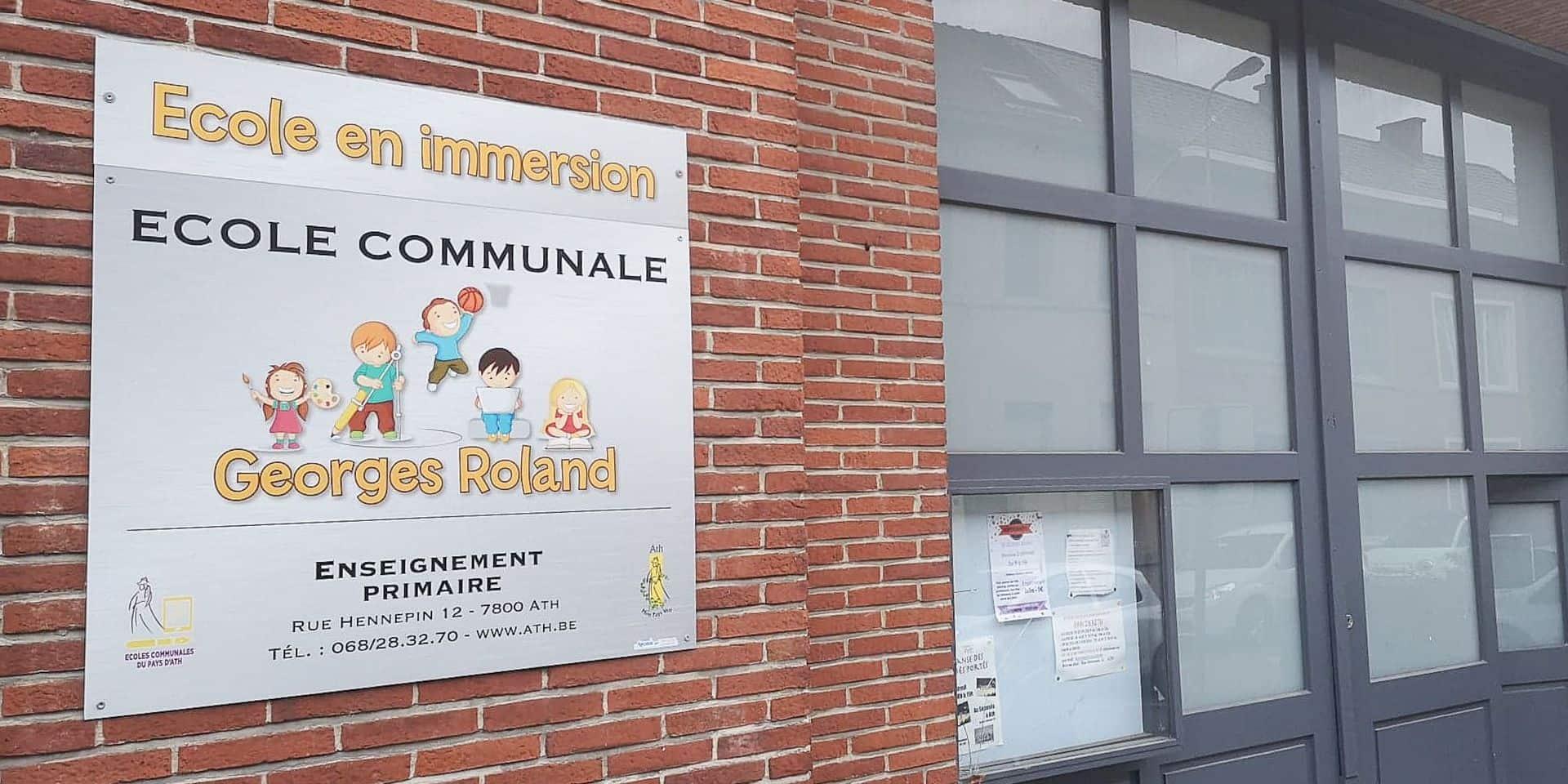 Ath : le port du masque devient obligatoire aux abords des écoles !