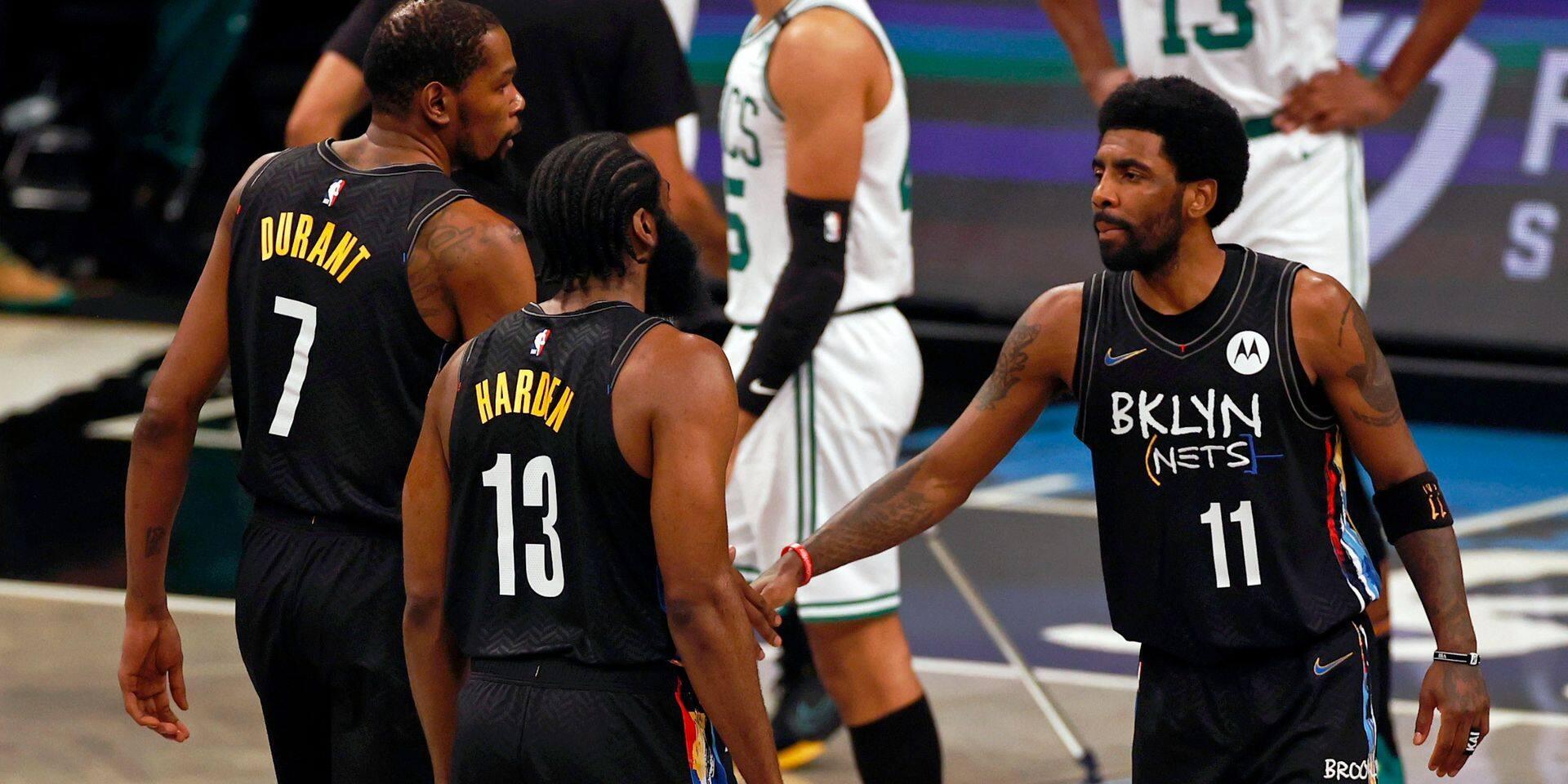 NBA : De Big Three à Big One pour les Nets