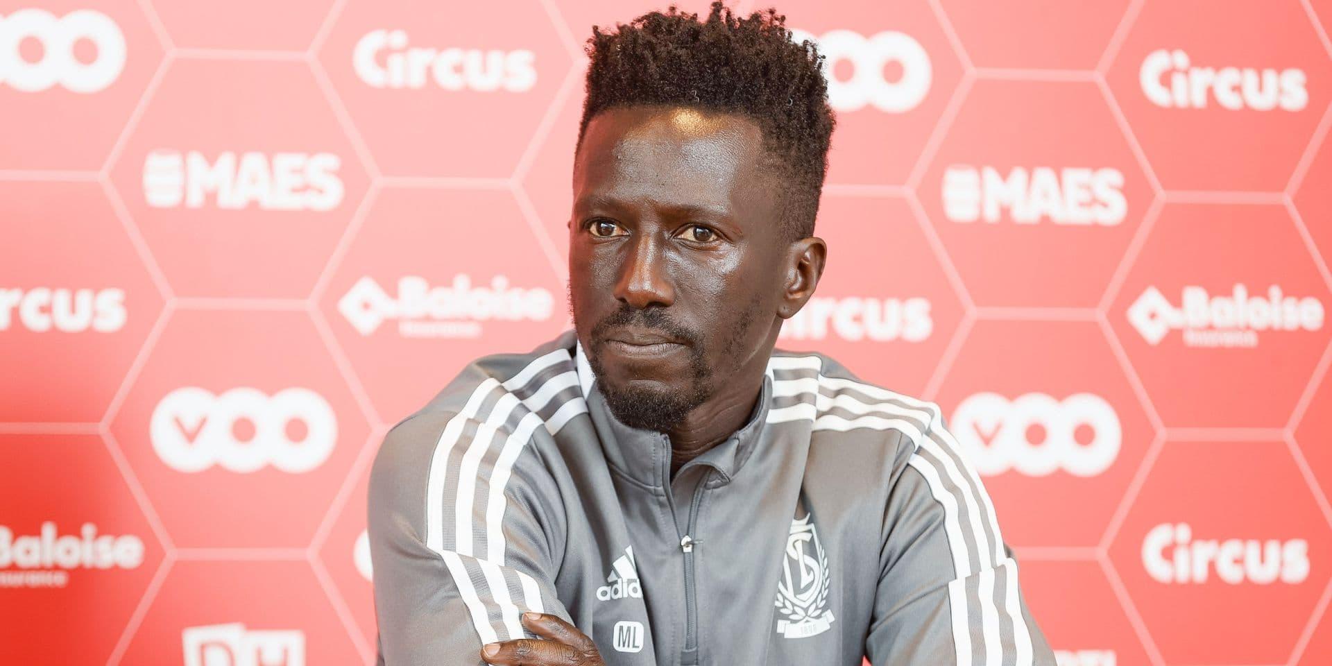 """Mbaye Leye avant Malines-Standard : """"Je ne suis pas inquiet pour mon avenir"""""""