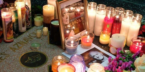 Pas d'hommage national pour Aznavour - La DH