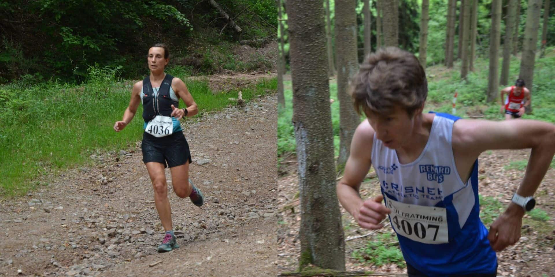 Championnat de Belgique de course de montagne: Florent Caelen et Catherine Servais sacrés