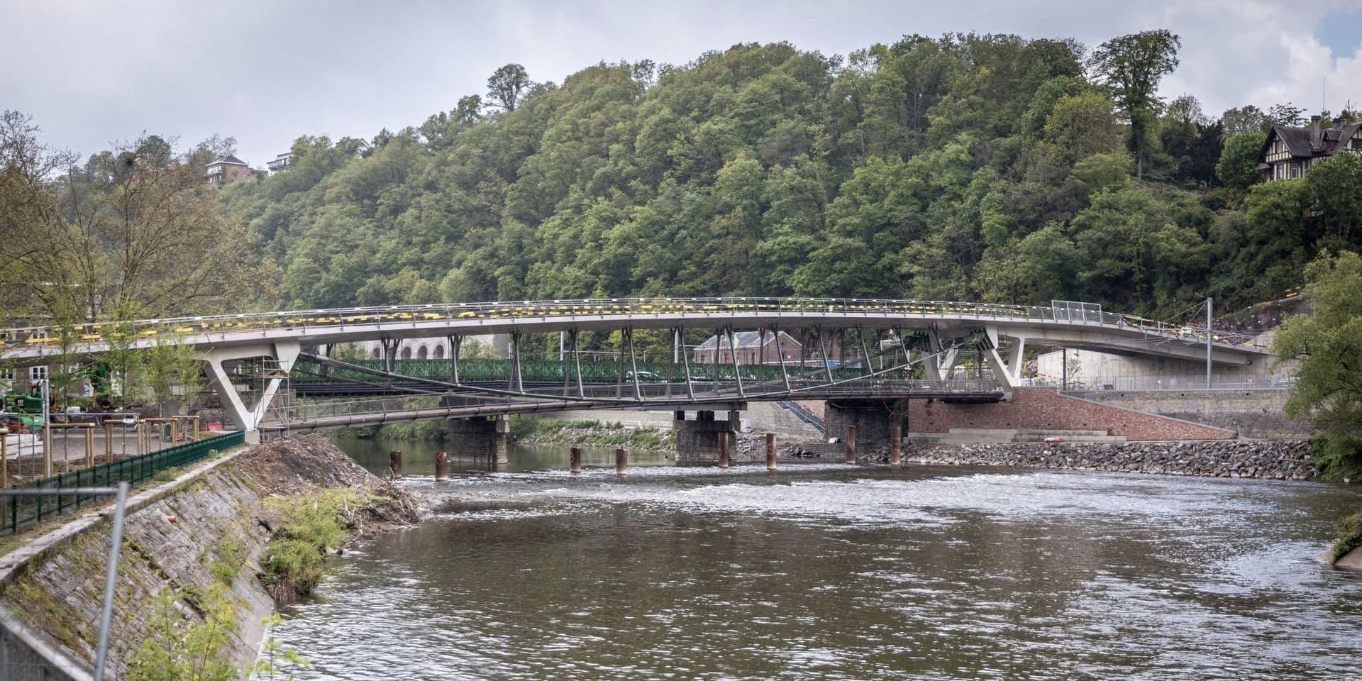 Le nouveau pont de Tilff ouvert à la circulation ce jeudi 10 juin !