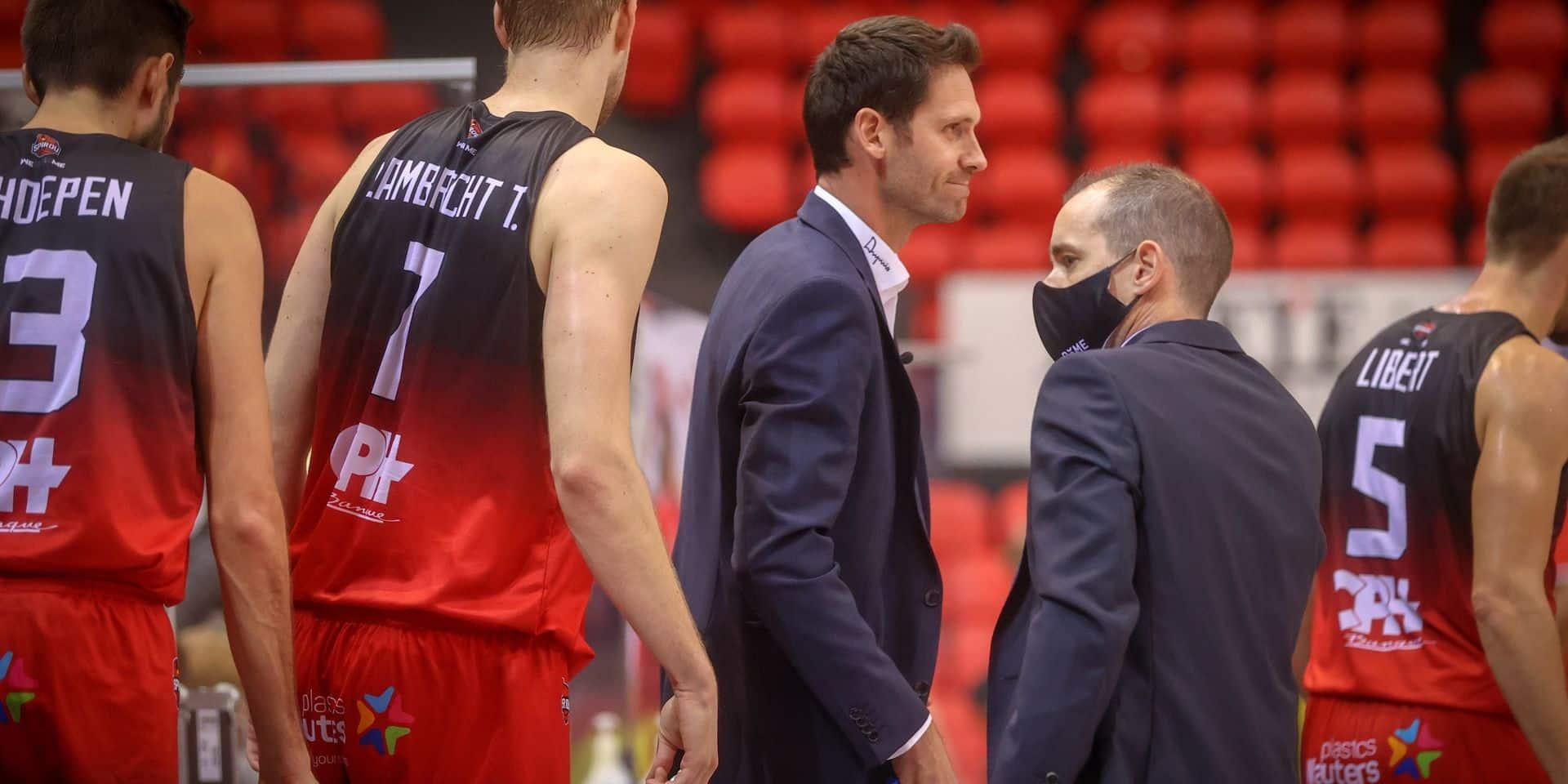 Euromillions Basket League: première victoire pour Mons et Charleroi