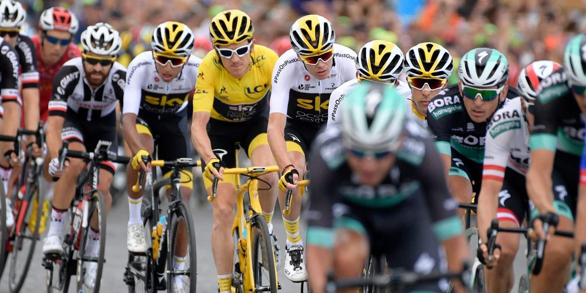 Tour de France: vers des équipes de 6 coureurs?