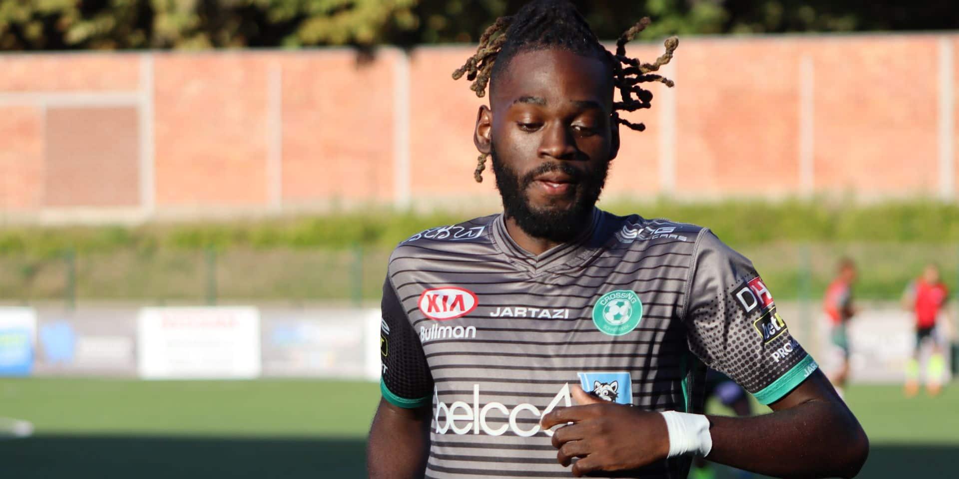 """Rodrigue Mbenti retrouvera le club montois ce dimanche : """"J'ai gardé une relation très proche avec les fans de Mons"""""""