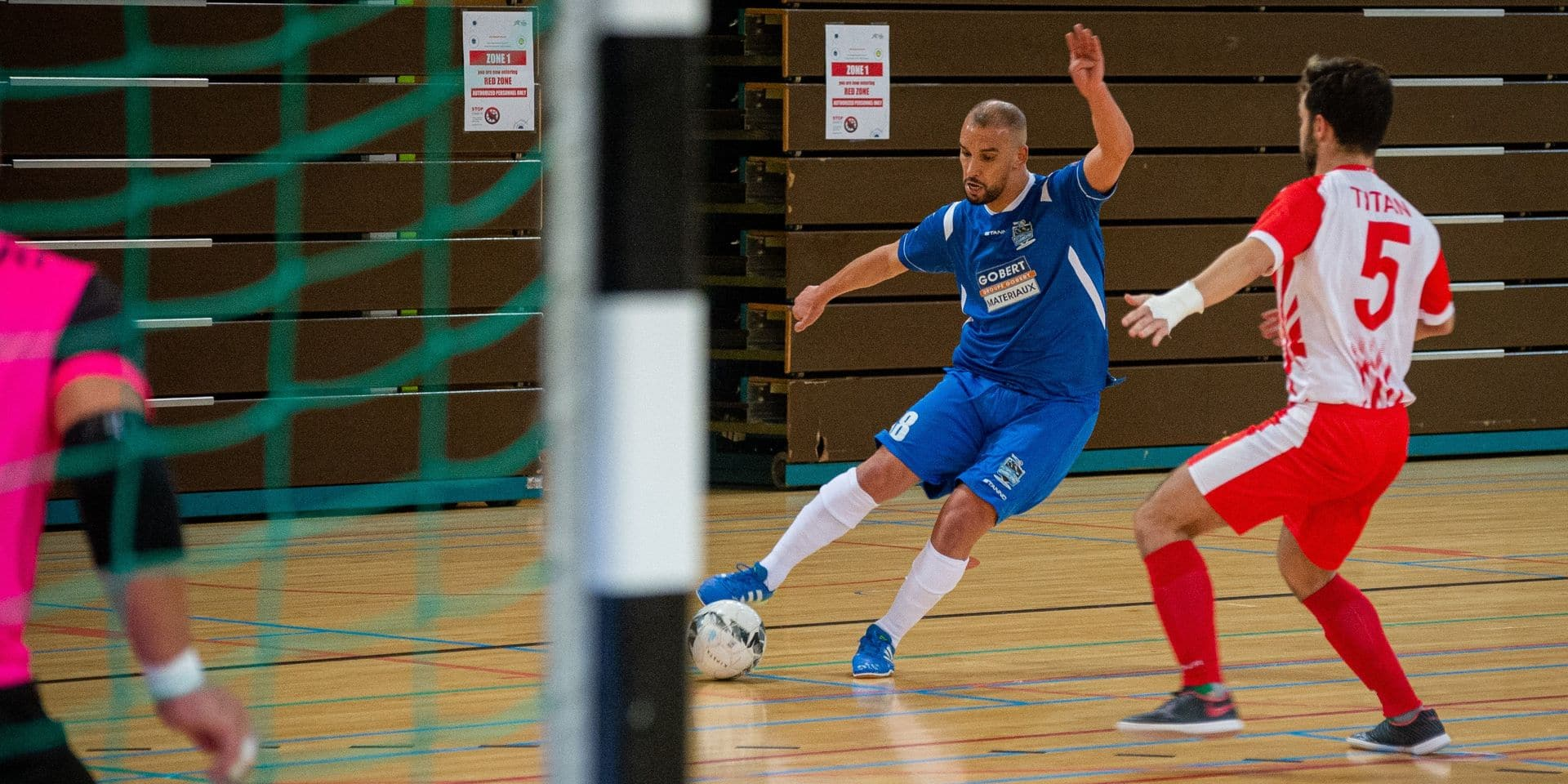 UEFA Futsal Cup: Charleroi éliminé en 16e !