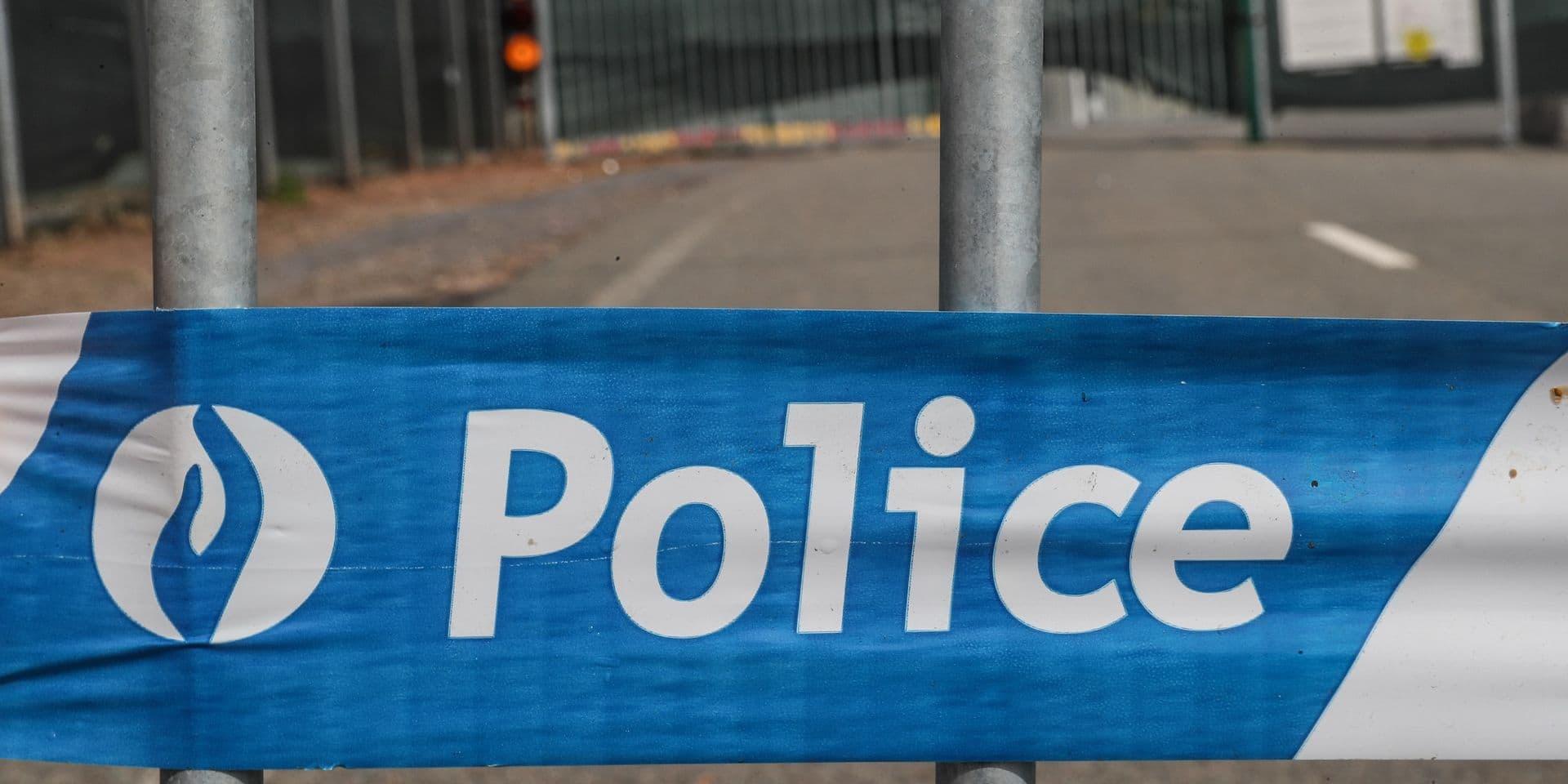 Un homme interpellé après avoir donné un coup de tête à un policier à Liège