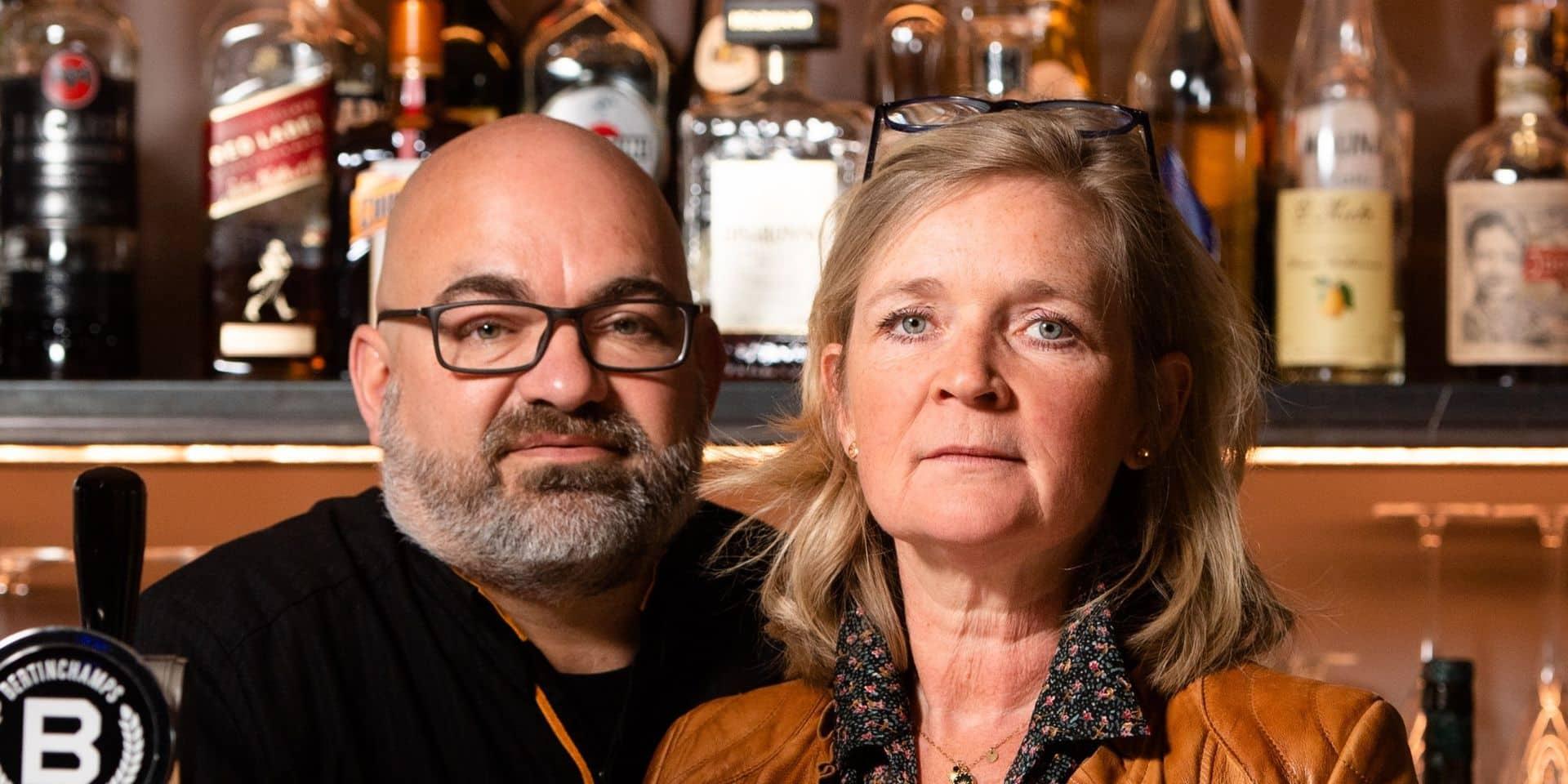 """Didier et Sandrine ont ouvert leur restaurant en janvier 2020 : """"Laissez-nous travailler, on en a marre du stress et d'être sous médicaments"""""""