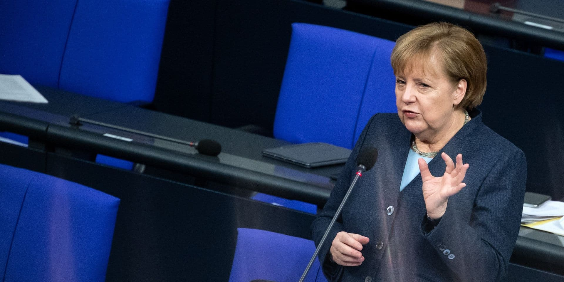 """""""Nous sommes prêts"""": L'Allemagne n'attend que le feu vert européen pour vacciner"""