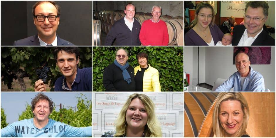 Ces vignerons belges expatriés: ils seront 11 à Mégavino - La DH