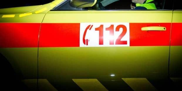 Deux blessés dans un accident - La DH