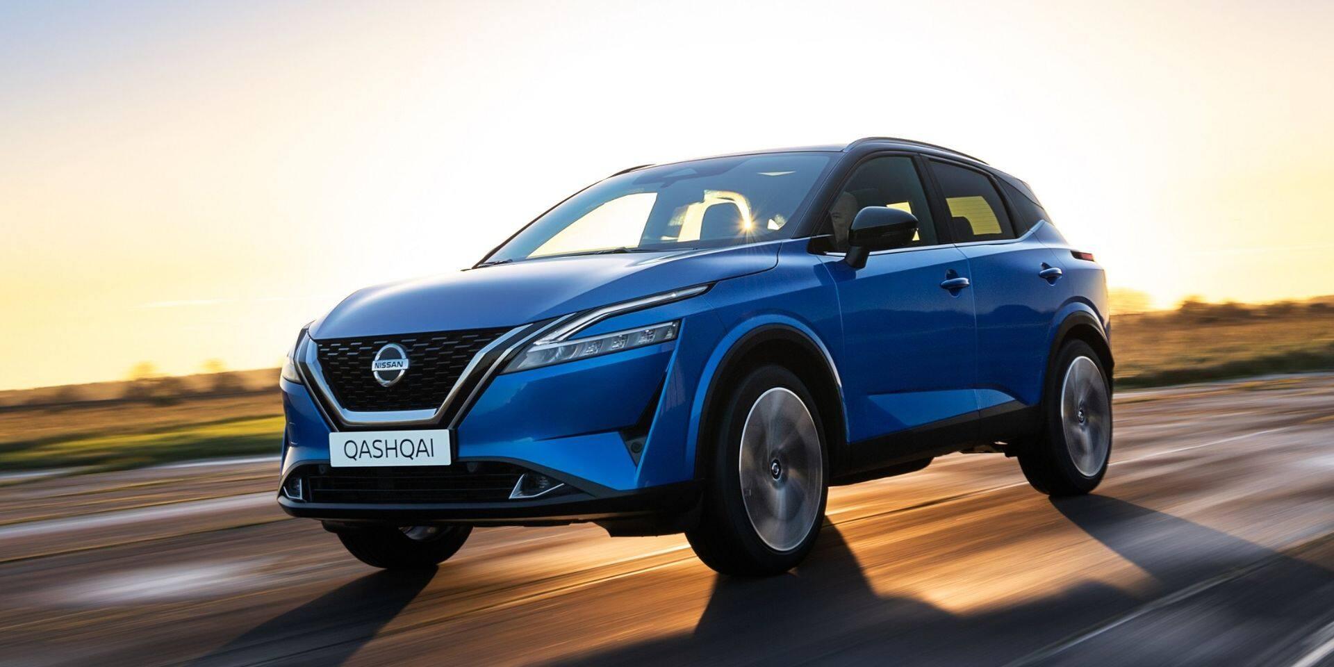 Voici le tout nouveau Nissan Qashqai 2021