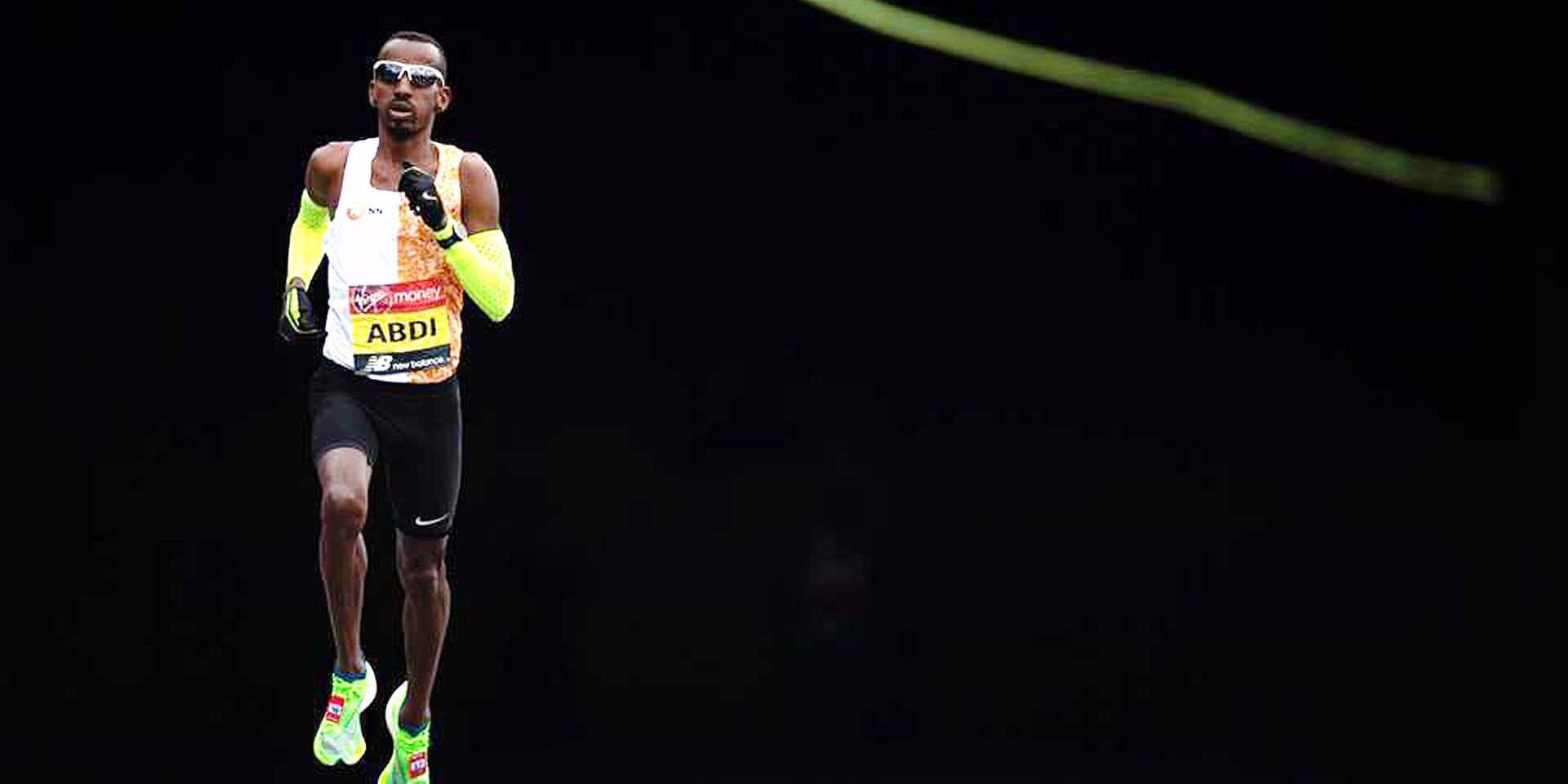 """Vincent Rousseau a vu son record de Belgique du marathon battu : """"Ce n'est plus la même époque"""""""