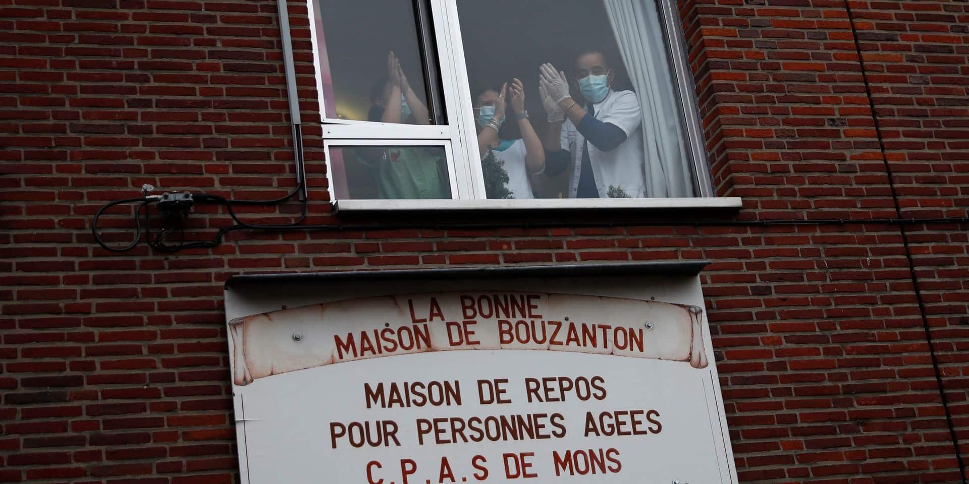 Les visites dans les maisons de repos de l'intercommunale Ambroise Paré de nouveau autorisées