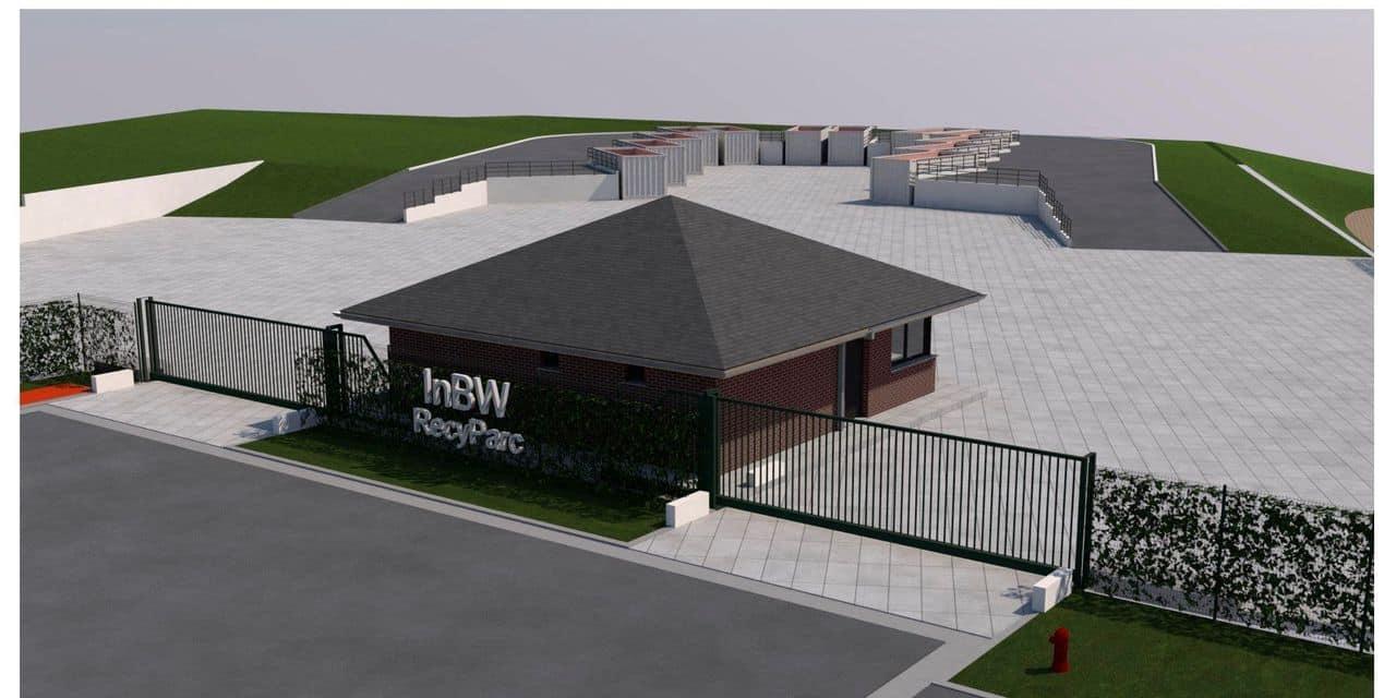 Demande de permis déposée pour un nouveau recyparc à Nivelles