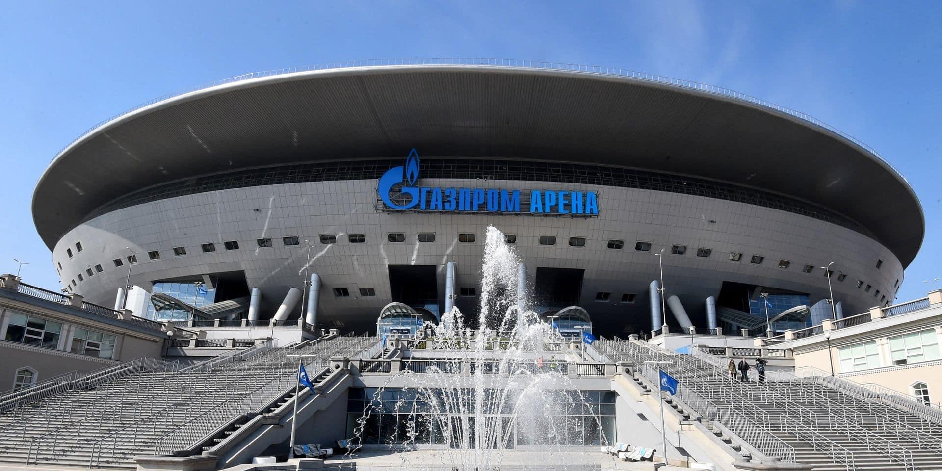 L'Autre Regard: D'Abu Dhabi à Gazprom, le foot sous haute tension diplomatique