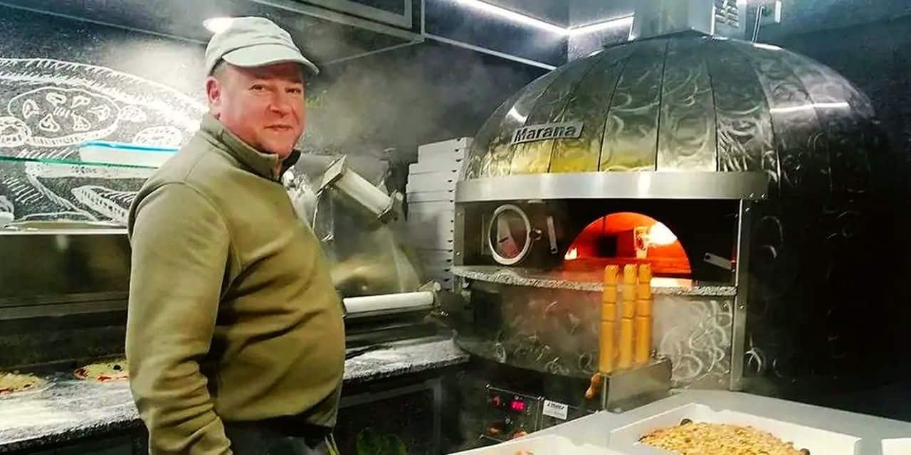 Quevaucamps : Oli espère continuer à faire valser ses pizzas