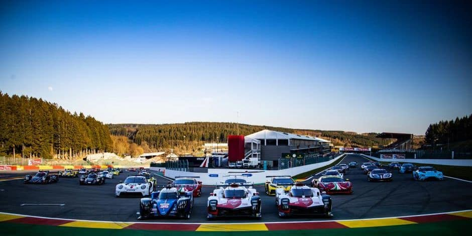 Prologue WEC : Les LMP2 encore plus rapides que les Toyota Hypercar