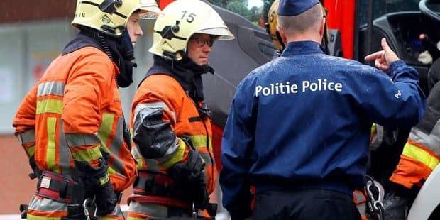 Un camion citerne prend feu, l'autoroute E 42 fermée dans le sens Tournai-Mons - La DH
