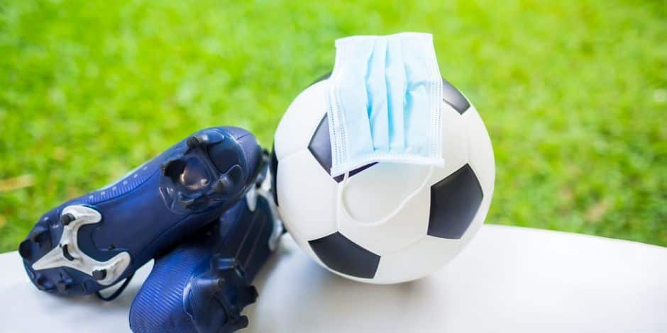 Le football amateur à l'arrêt jusqu'au 1er novembre, sauf pour les jeunes