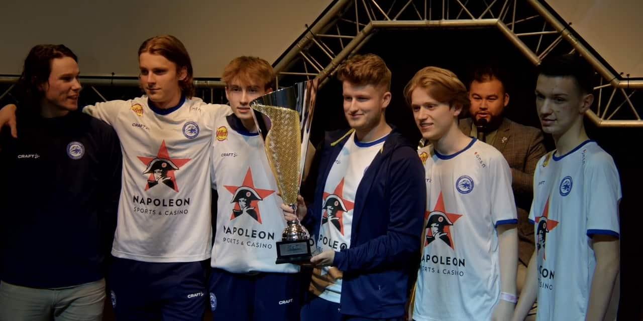 Après un match incroyable, les Gantois de LowLandlions s'imposent face a eClub Brugge en grande finale des Elite Series 2021