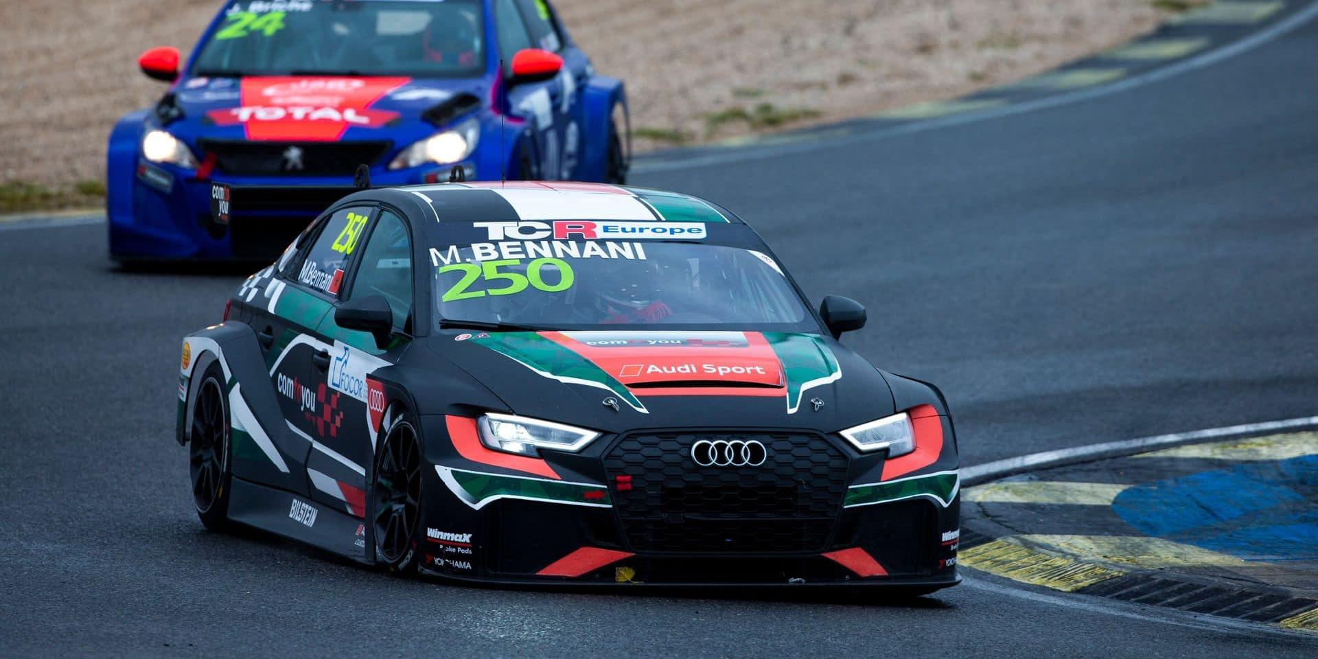 TCR Europe : Comtoyou Racing rafle les titres pilotes et équipes 2020 avec Mehdi Bennani !