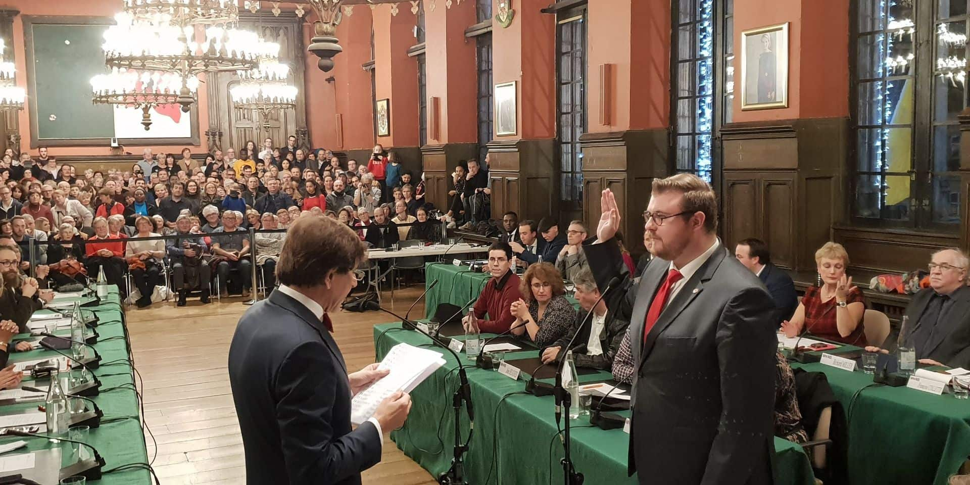 Mons: Stéphane Bernard rejoint le collège communal