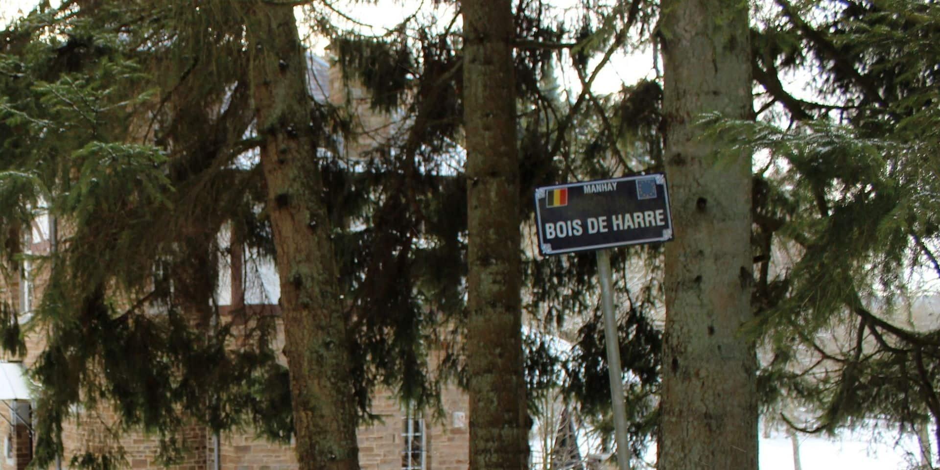 """Chemins du Bois de Harre : """"Une décision illégale"""""""