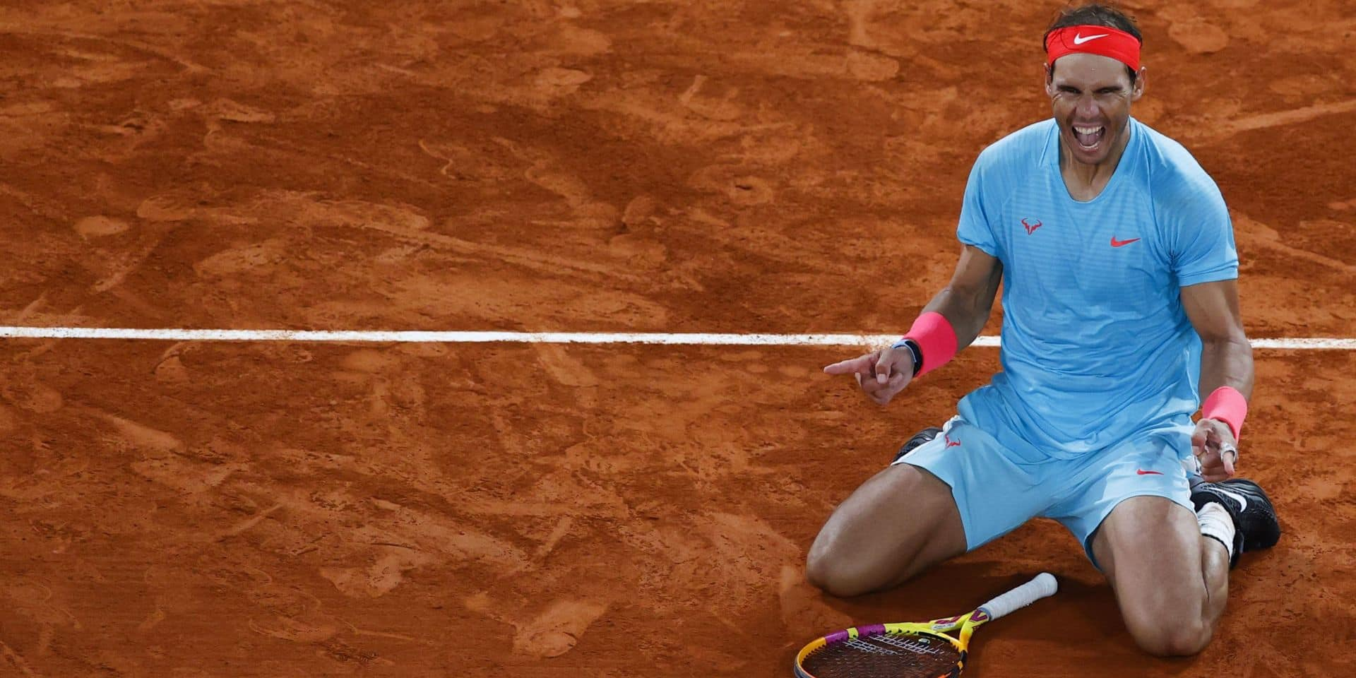 """Nadal après son nouveau sacre: """"Un des Roland-Garros qui a le plus de valeur à mes yeux"""""""