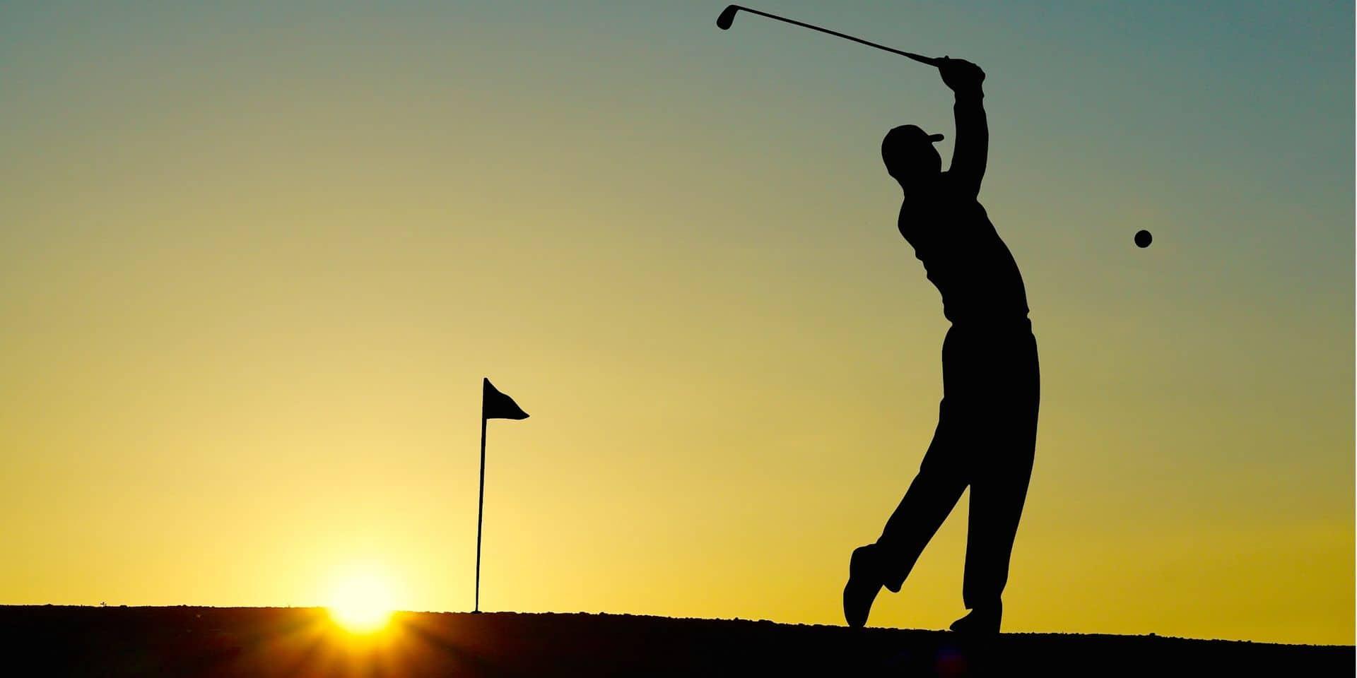 L'Adeps reconnaît le golf