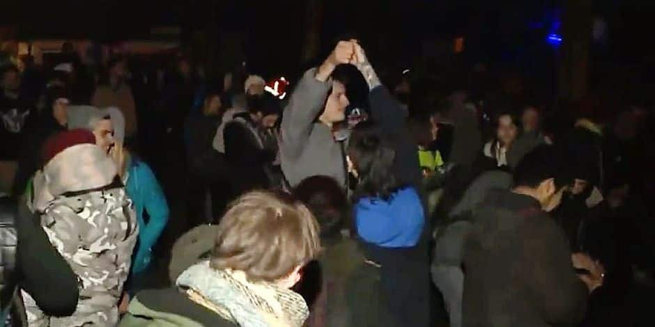 Entre 2.000 et 3.000 fêtards à une rave party à Spontin: un état des lieux a été réalisé