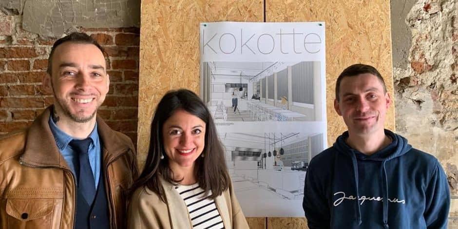 Kokotte, l'incubateur au service de l'Horeca