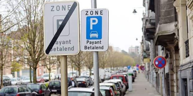 Evere: la gestion du stationnement confiée à parking.brussels - La DH