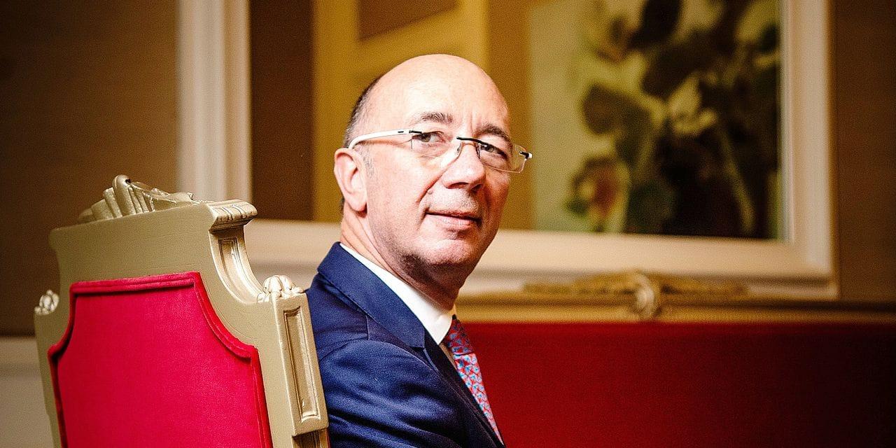 """Rudy Demotte, ex-préformateur: """"Charles Michel a savonné la planche des négociations"""""""
