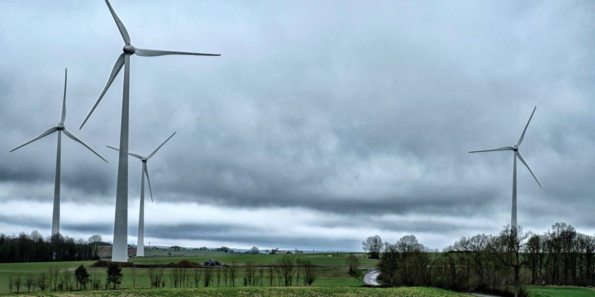 Genappe redit non au projet de six éoliennes