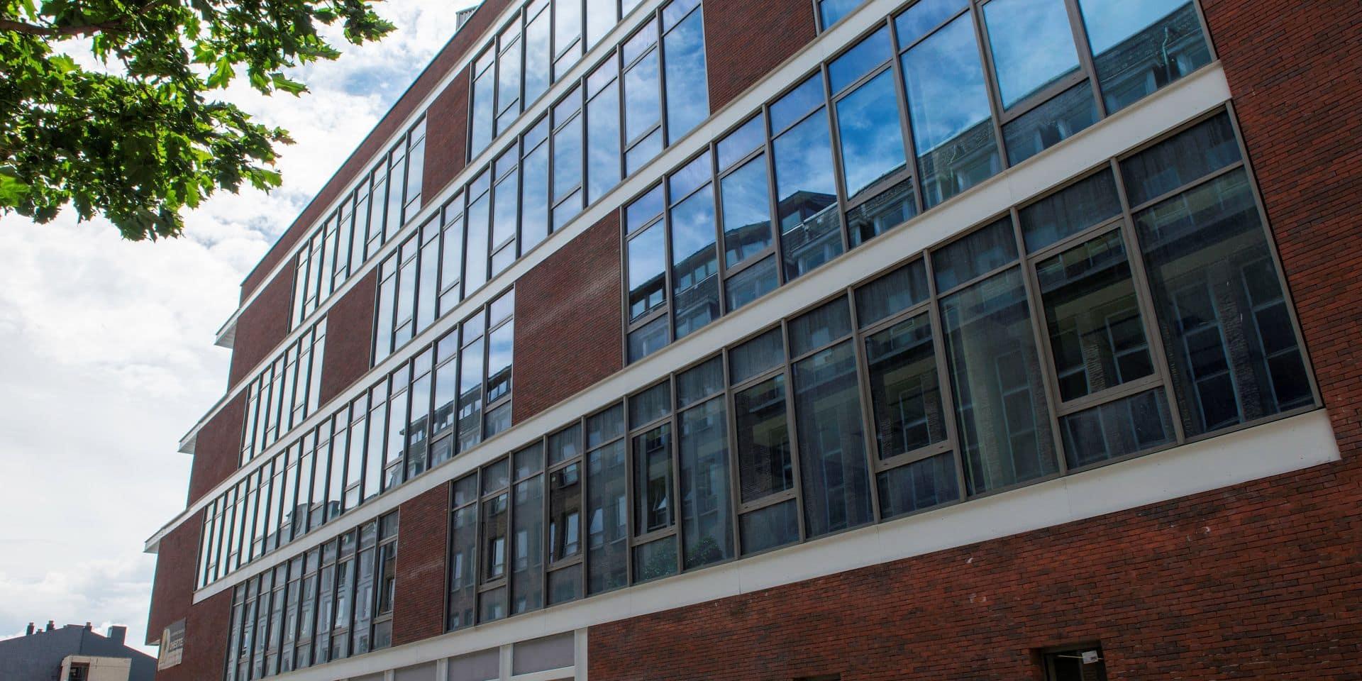 Nouveau bâtiment pour les sciences à l'UNamur