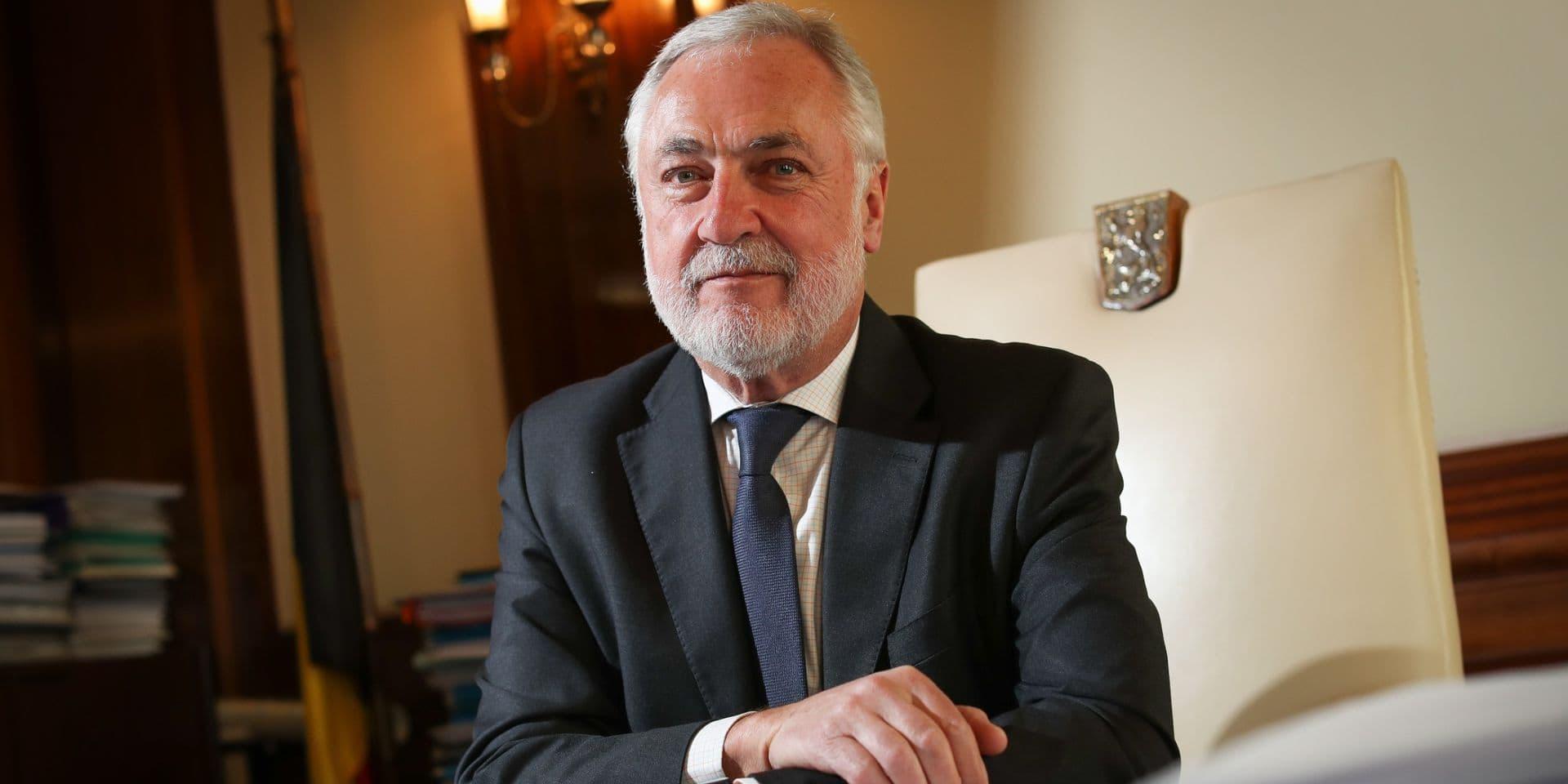 Demande de levée d'immunité parlementaire contre l'ancien bourgmestre de Koekelberg Philippe Pivin