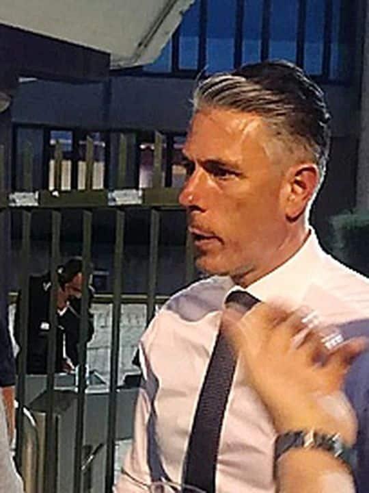 """Verschueren aux fans mauves: """"Dans 5 ans, on rejouera un rôle en Europe"""""""