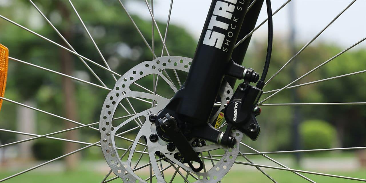 ESKUTE : un rapport qualité/prix qui enthousiasme le cycliste !