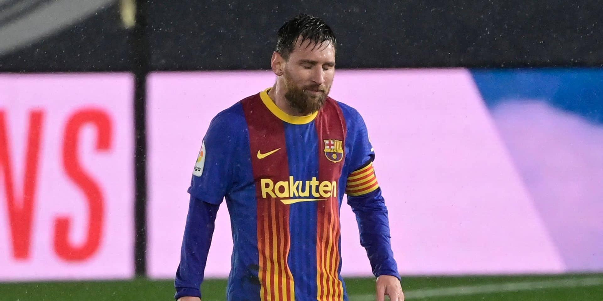 """Du nouveau dans le dossier Messi? """"Je suis certain qu'il veut rester"""""""