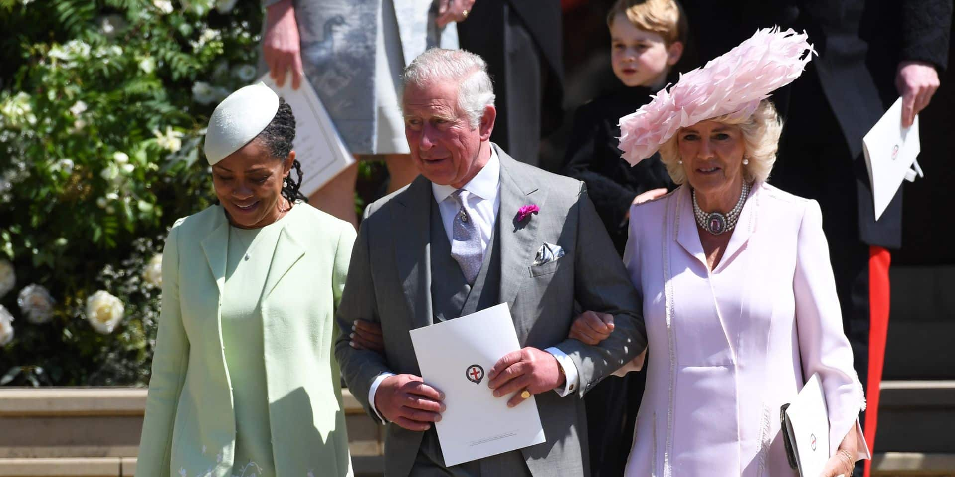 Prince Harry Marries Ms. Meghan Markle - Winsdor