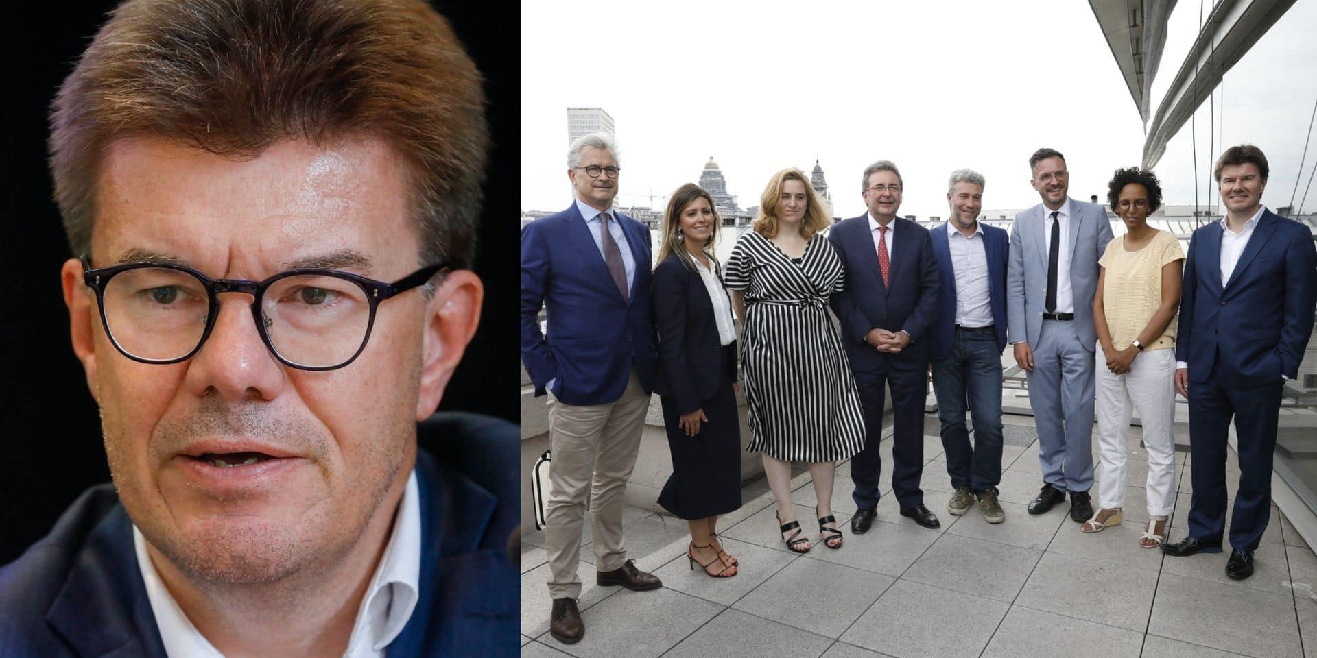 Le ministre Sven Gatz est positif au coronavirus: après le gouvernement wallon, tout le gouvernement bruxellois placé en quarantaine !