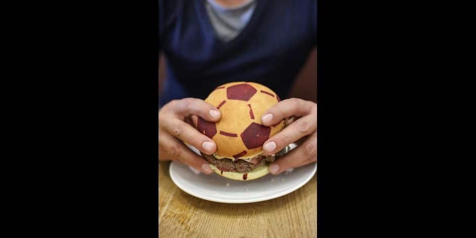 la Tournée du patron aux comptoirs be burger