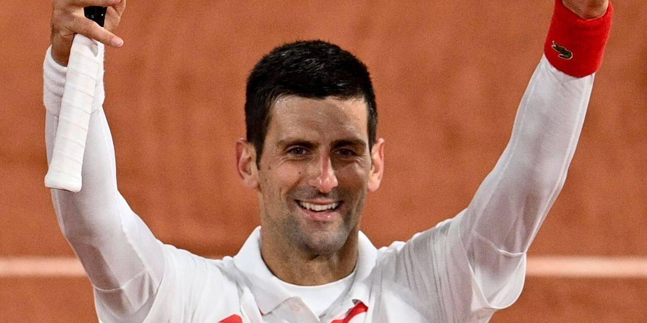 Djokovic, toujours sans puiser