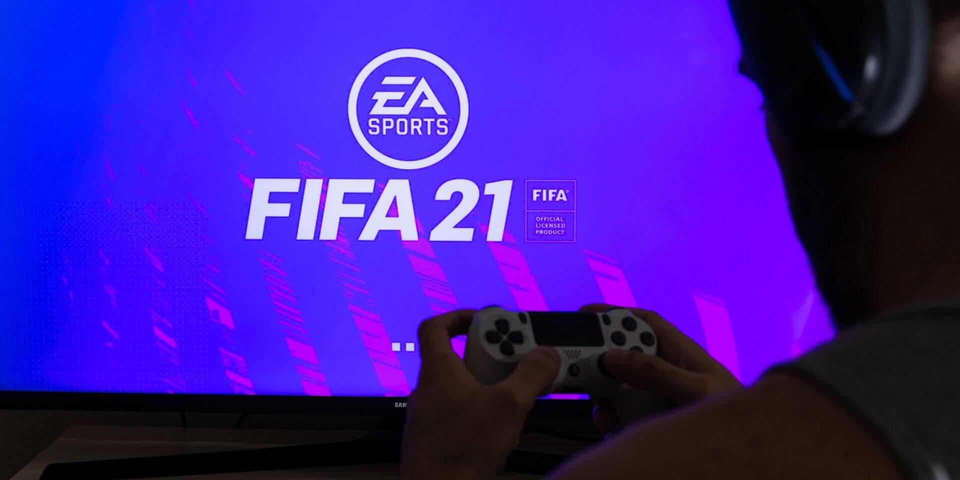 """Bientôt un nouveau nom pour le jeu vidéo """"Fifa"""" !"""